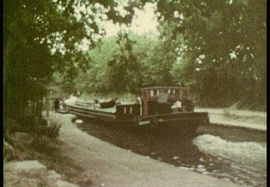 bateliers en 1970